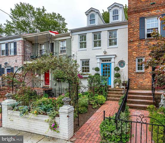210 Jefferson Street, ALEXANDRIA, VA 22314 (#VAAX251318) :: AJ Team Realty