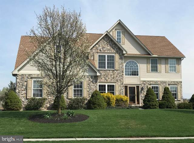 1368 Bee Jay Drive, YORK, PA 17404 (#PAYK145932) :: The Jim Powers Team