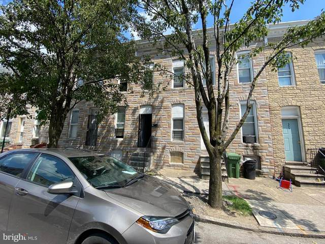 333 S Monroe Street, BALTIMORE, MD 21223 (#MDBA525308) :: Jennifer Mack Properties