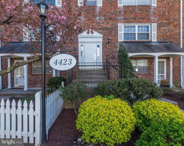4423 Romlon Street #201, BELTSVILLE, MD 20705 (#MDPG582138) :: The Piano Home Group