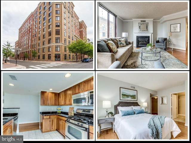 1201 N Garfield Street #909, ARLINGTON, VA 22201 (#VAAR170098) :: Tom & Cindy and Associates