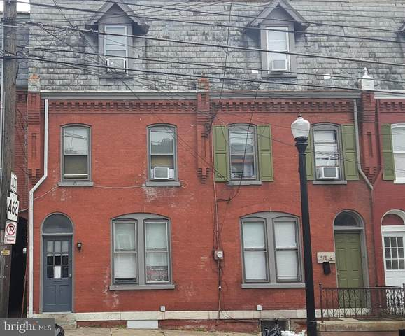 518.5 Manor Street, LANCASTER, PA 17603 (#PALA170590) :: Flinchbaugh & Associates