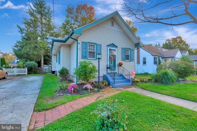 1708 Maple Avenue, HADDON HEIGHTS, NJ 08035 (#NJCD403260) :: Blackwell Real Estate
