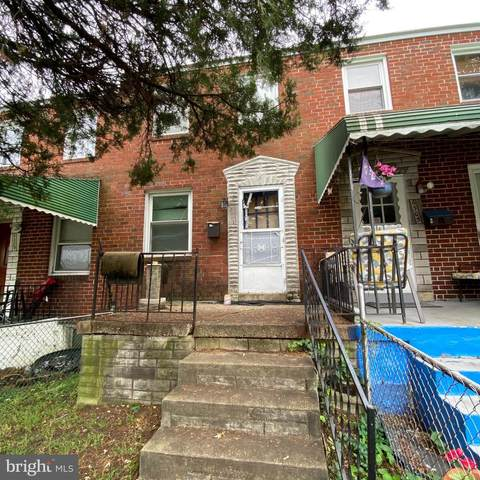 6307 Brown Avenue, BALTIMORE, MD 21224 (#MDBA525316) :: The Denny Lee Team
