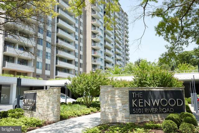 5101 River Road #1705, BETHESDA, MD 20816 (#MDMC726950) :: The Putnam Group