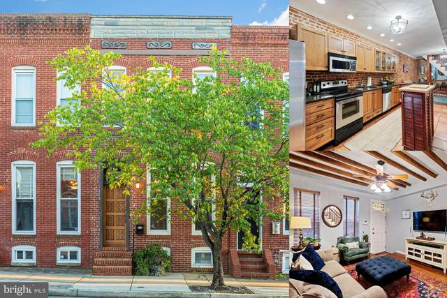 2933 Dillon Street, BALTIMORE, MD 21224 (#MDBA525320) :: SURE Sales Group