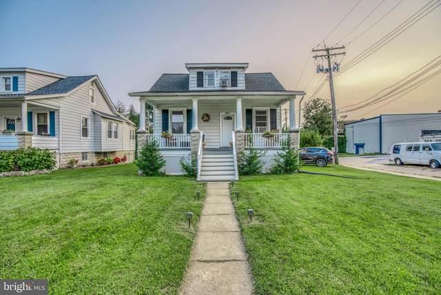 3003 Glendale Avenue, BALTIMORE, MD 21234 (#MDBA525322) :: Better Homes Realty Signature Properties