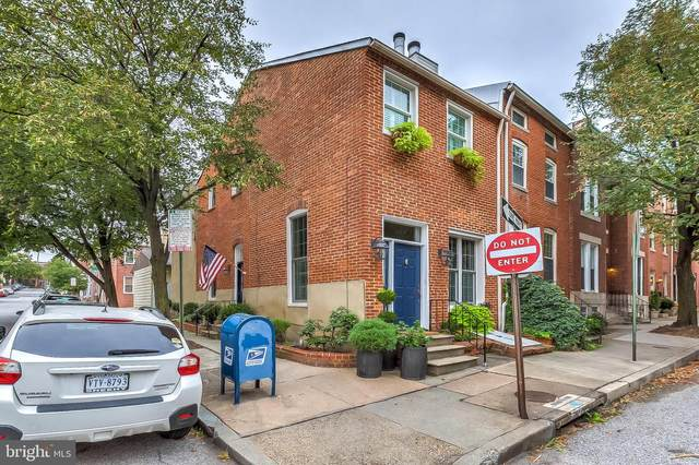 1201 William Street, BALTIMORE, MD 21230 (#MDBA525324) :: The Schiff Home Team