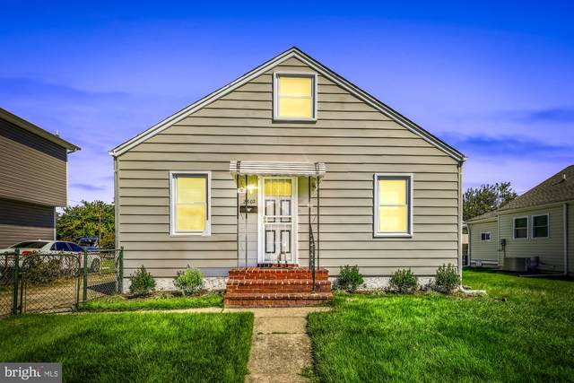 2602 Gray Manor Terrace, BALTIMORE, MD 21222 (#MDBC507442) :: V Sells & Associates | Keller Williams Integrity