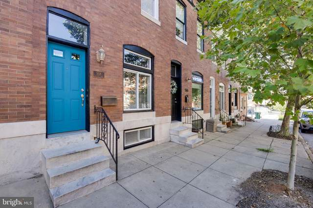 508 S East Avenue, BALTIMORE, MD 21224 (#MDBA525326) :: SURE Sales Group