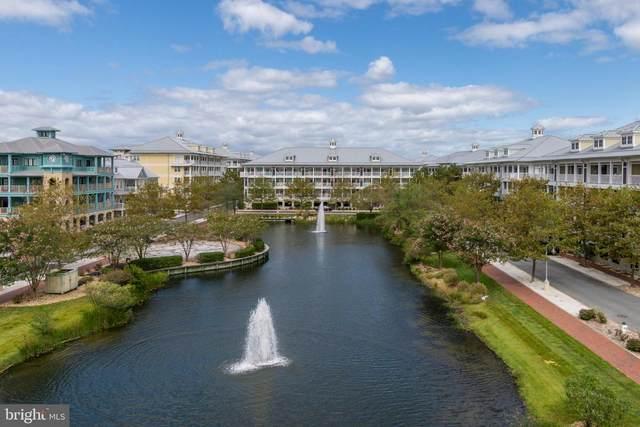 1 Fountain Drive E 4D, OCEAN CITY, MD 21842 (#MDWO117074) :: Crossman & Co. Real Estate