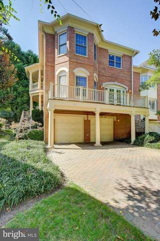 132 Gresham Place, FALLS CHURCH, VA 22046 (#VAFA111600) :: Coleman & Associates