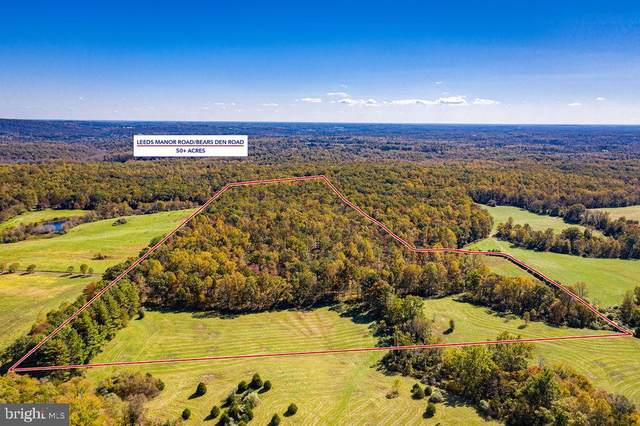 Leeds Manor Road/Bears Den Road, ORLEAN, VA 20128 (#VAFQ167390) :: Arlington Realty, Inc.