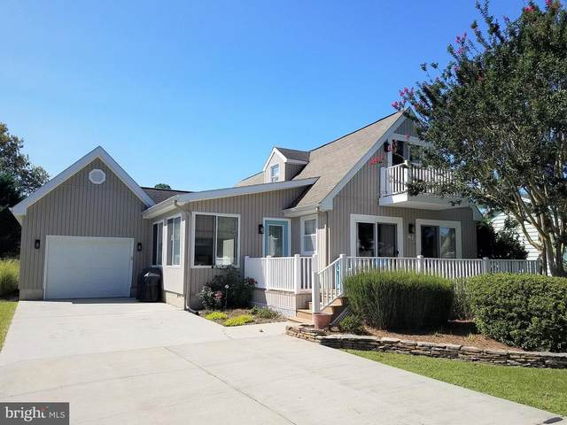 743 Fenwood Circle, BETHANY BEACH, DE 19930 (#DESU169744) :: Barrows and Associates