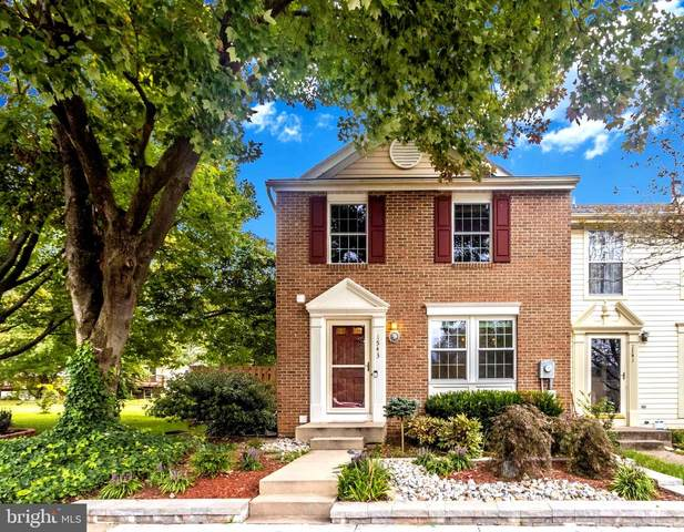 1543 Saint Lawrence Court, FREDERICK, MD 21701 (#MDFR271224) :: The Redux Group