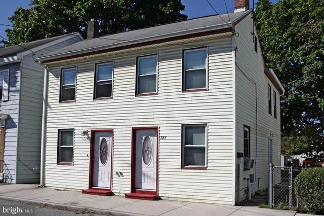 221 - 223 N Market Street, MECHANICSBURG, PA 17055 (#PACB128166) :: Colgan Real Estate