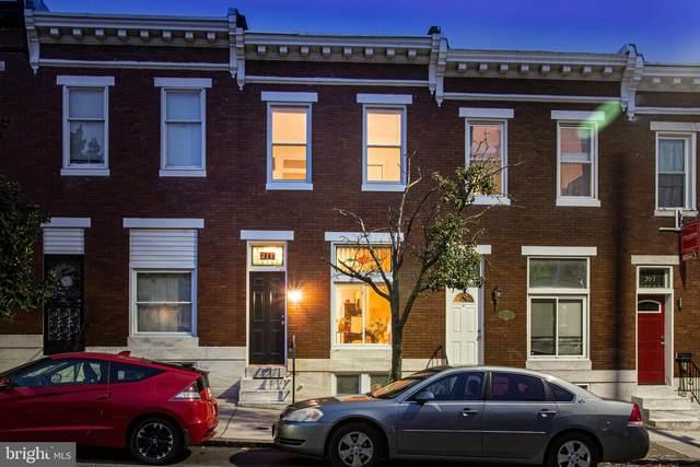 211 N Linwood Avenue, BALTIMORE, MD 21224 (#MDBA525332) :: The Riffle Group of Keller Williams Select Realtors