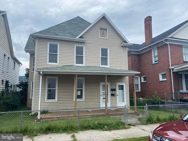 305 Grand Avenue, CUMBERLAND, MD 21502 (#MDAL135322) :: Pearson Smith Realty