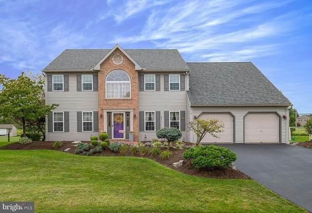8 Brookfield Drive, FLEETWOOD, PA 19522 (#PABK364520) :: Iron Valley Real Estate
