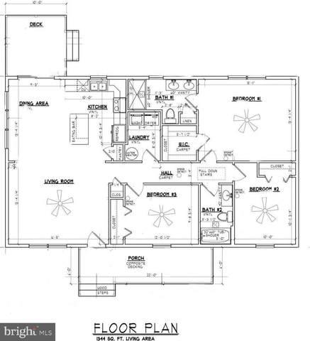 634 Washington Avenue, ELLENDALE, DE 19941 (#DESU169752) :: Lucido Agency of Keller Williams