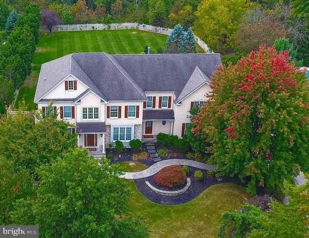 383 Highgate Drive, AMBLER, PA 19002 (#PAMC664724) :: Linda Dale Real Estate Experts