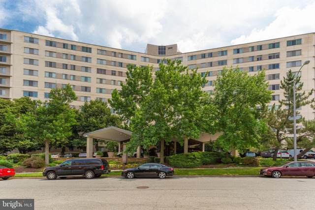 1200 N Nash Street #204, ARLINGTON, VA 22209 (#VAAR170130) :: The Putnam Group