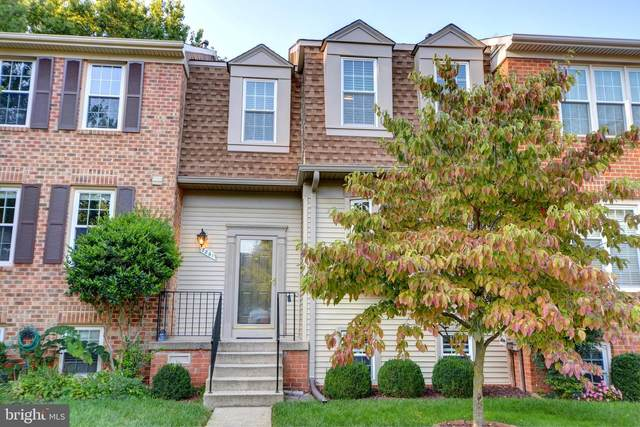 7861 Painted Daisy Drive, SPRINGFIELD, VA 22152 (#VAFX1157122) :: Colgan Real Estate