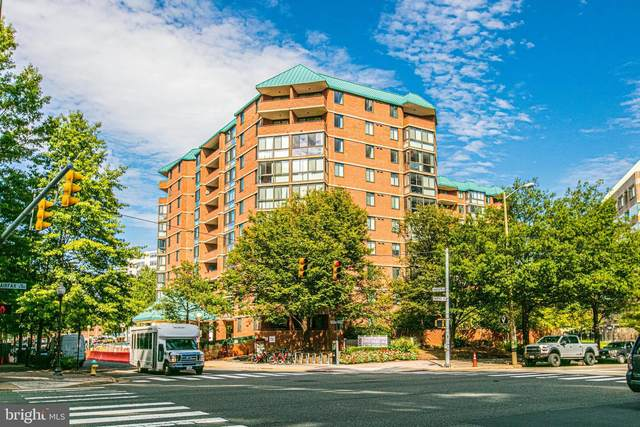 1001 N Randolph Street #721, ARLINGTON, VA 22201 (#VAAR170132) :: Jacobs & Co. Real Estate