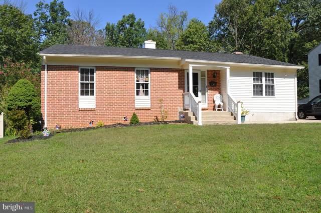 1323 Hickory Spring Circle, BALTIMORE, MD 21228 (#MDBC507482) :: The Matt Lenza Real Estate Team