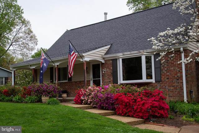 9821 Covent Court, FAIRFAX, VA 22032 (#VAFX1157130) :: Debbie Dogrul Associates - Long and Foster Real Estate