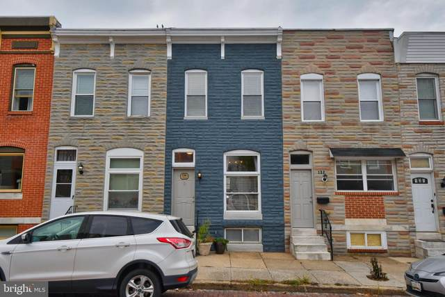 134 S Bouldin Street, BALTIMORE, MD 21224 (#MDBA525380) :: The Bob & Ronna Group