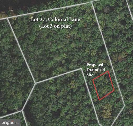 Lot 3 (27C) Colonial Lane, LOCUST GROVE, VA 22508 (#VAOR137566) :: The Redux Group