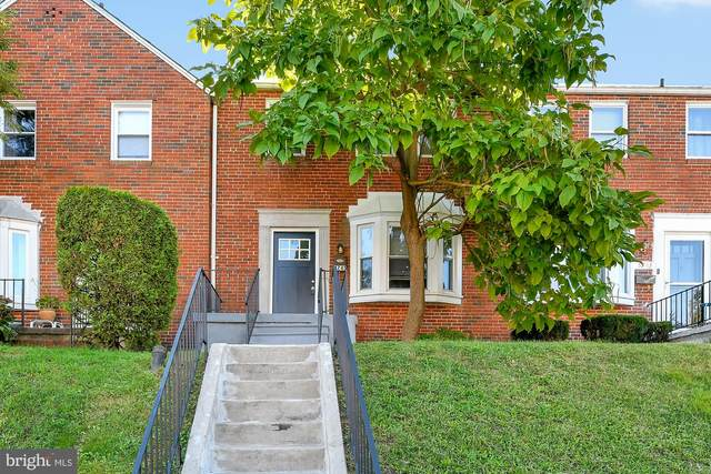 5745 Maplehill Road, BALTIMORE, MD 21239 (#MDBA525386) :: SP Home Team