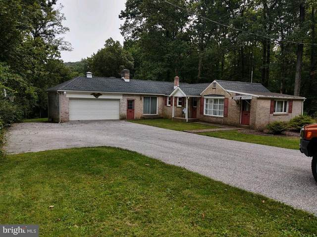 6201 Pigeon Hill Road, SPRING GROVE, PA 17362 (#PAYK145984) :: ExecuHome Realty