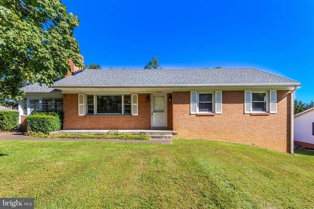 10603 Sweepstakes Road, DAMASCUS, MD 20872 (#MDMC727042) :: Integrity Home Team