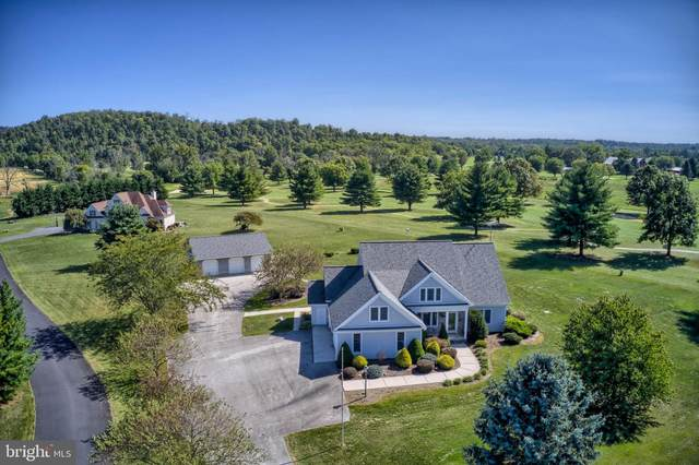 231 Carrolls Tract Road, FAIRFIELD, PA 17320 (#PAAD113344) :: Iron Valley Real Estate