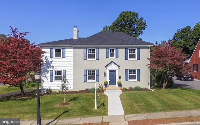 201 Magnolia Avenue, FREDERICK, MD 21701 (#MDFR271240) :: Bruce & Tanya and Associates