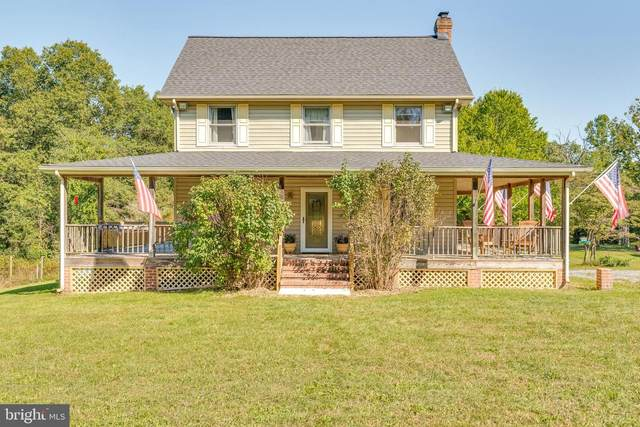344 Tub Run Hollow Road, HEDGESVILLE, WV 25427 (#WVBE180610) :: Certificate Homes