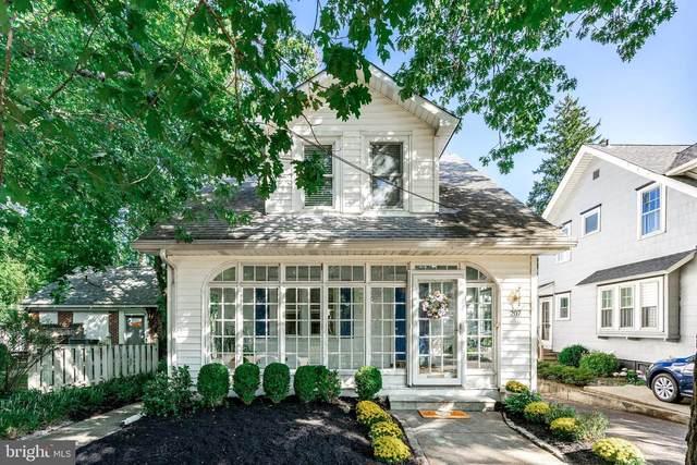 207 E Cottage Avenue, HADDONFIELD, NJ 08033 (#NJCD403326) :: Holloway Real Estate Group