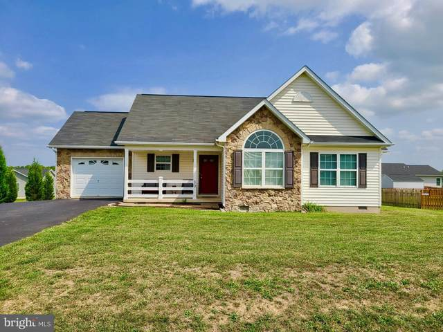 30 Ives Street, MARTINSBURG, WV 25405 (#WVBE180618) :: Pearson Smith Realty