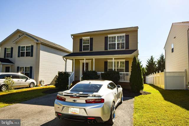 705 Bunch Avenue, GLEN BURNIE, MD 21060 (#MDAA447636) :: The Miller Team