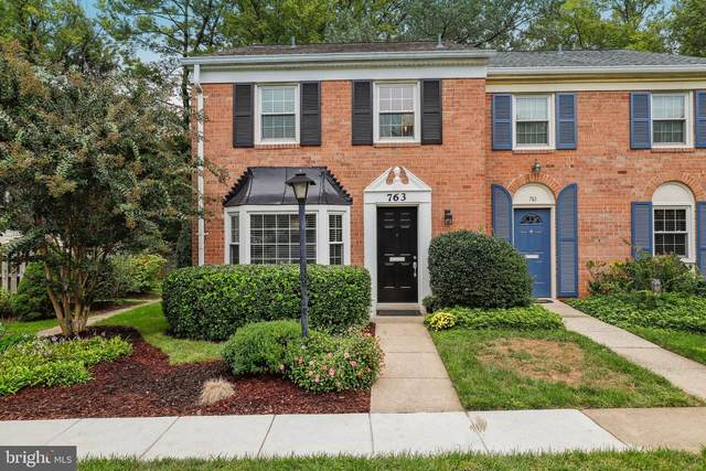 763 Azalea Drive #34, ROCKVILLE, MD 20850 (#MDMC727062) :: Tom & Cindy and Associates