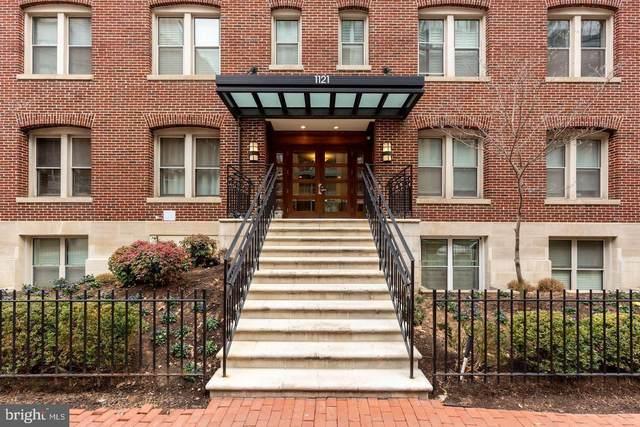 1121 24TH Street NW #3, WASHINGTON, DC 20037 (#DCDC488418) :: SP Home Team