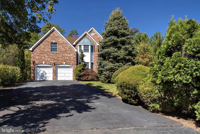 22 Leicester Court, PRINCETON, NJ 08540 (#NJME302282) :: Keller Williams Realty - Matt Fetick Team