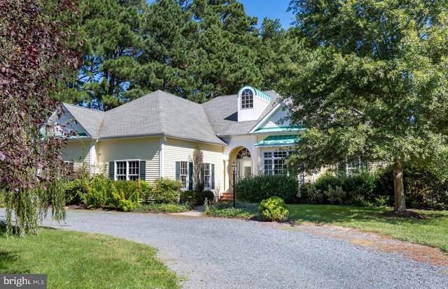 4791 Sailors Retreat Road, OXFORD, MD 21654 (MLS #MDTA139336) :: Brian Gearhart with Benson & Mangold Real Estate