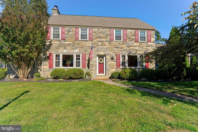 1101 Foss Avenue, DREXEL HILL, PA 19026 (#PADE528068) :: Blackwell Real Estate
