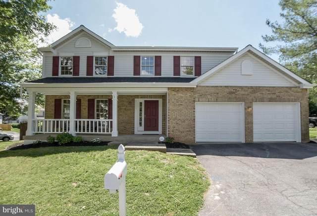 11600 Lucrece Terrace, GERMANTOWN, MD 20876 (#MDMC727078) :: Integrity Home Team