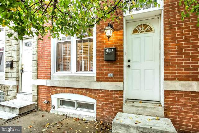 3706 Mount Pleasant Avenue, BALTIMORE, MD 21224 (#MDBA525452) :: The Redux Group