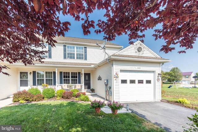 140 Cedarfield Drive, GETTYSBURG, PA 17325 (#PAAD113350) :: The Heather Neidlinger Team With Berkshire Hathaway HomeServices Homesale Realty