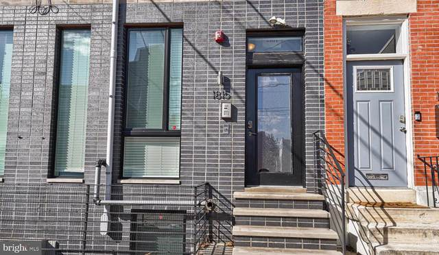 1815 Wylie Street C, PHILADELPHIA, PA 19130 (#PAPH938254) :: The Toll Group